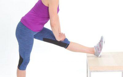 Back of Thigh Stretch