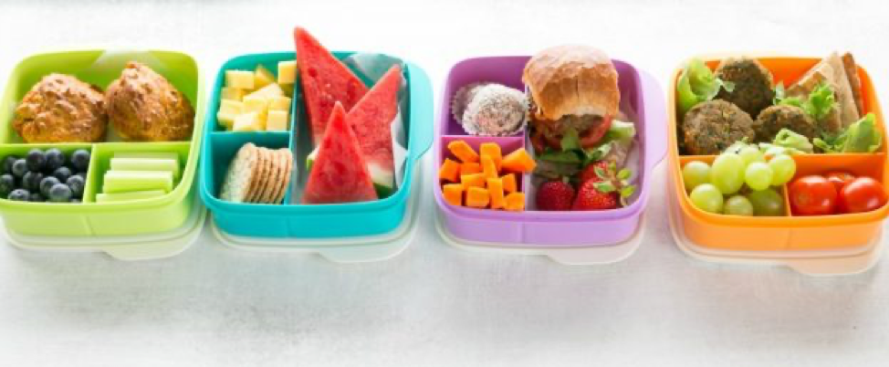 School Lunches Unpacked
